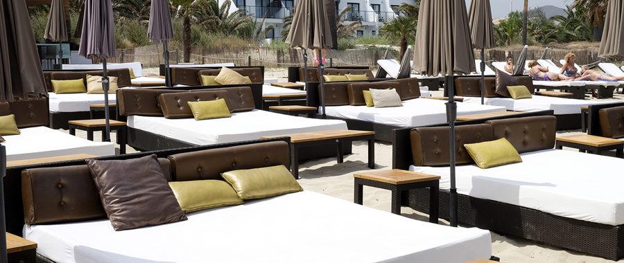 The best beaches in Ibiza for beach club lovers - Hoteltorredelmar