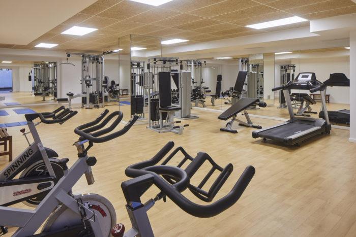 Gym: news season hotel Torre del Mar