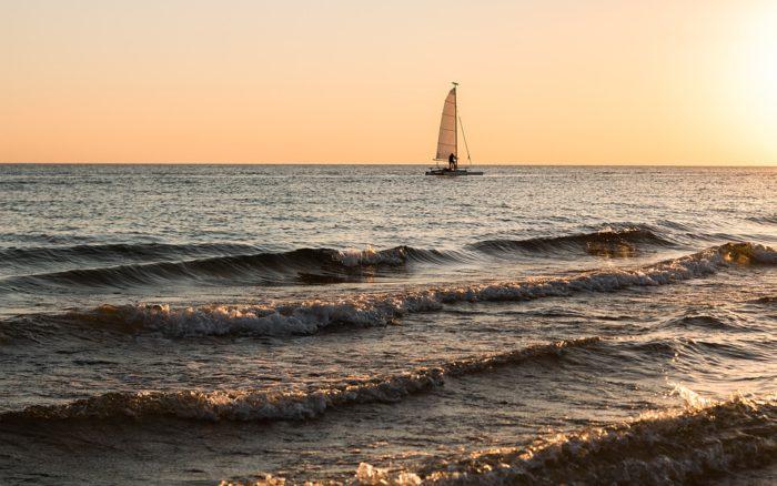Deportes en Ibiza: vela